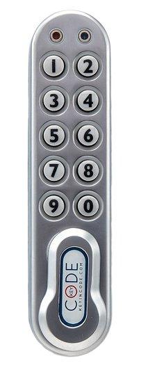 KIC1000 Locker Lock Vertical