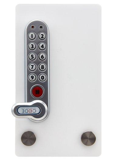 KIC1000 Locker Lock Mounted