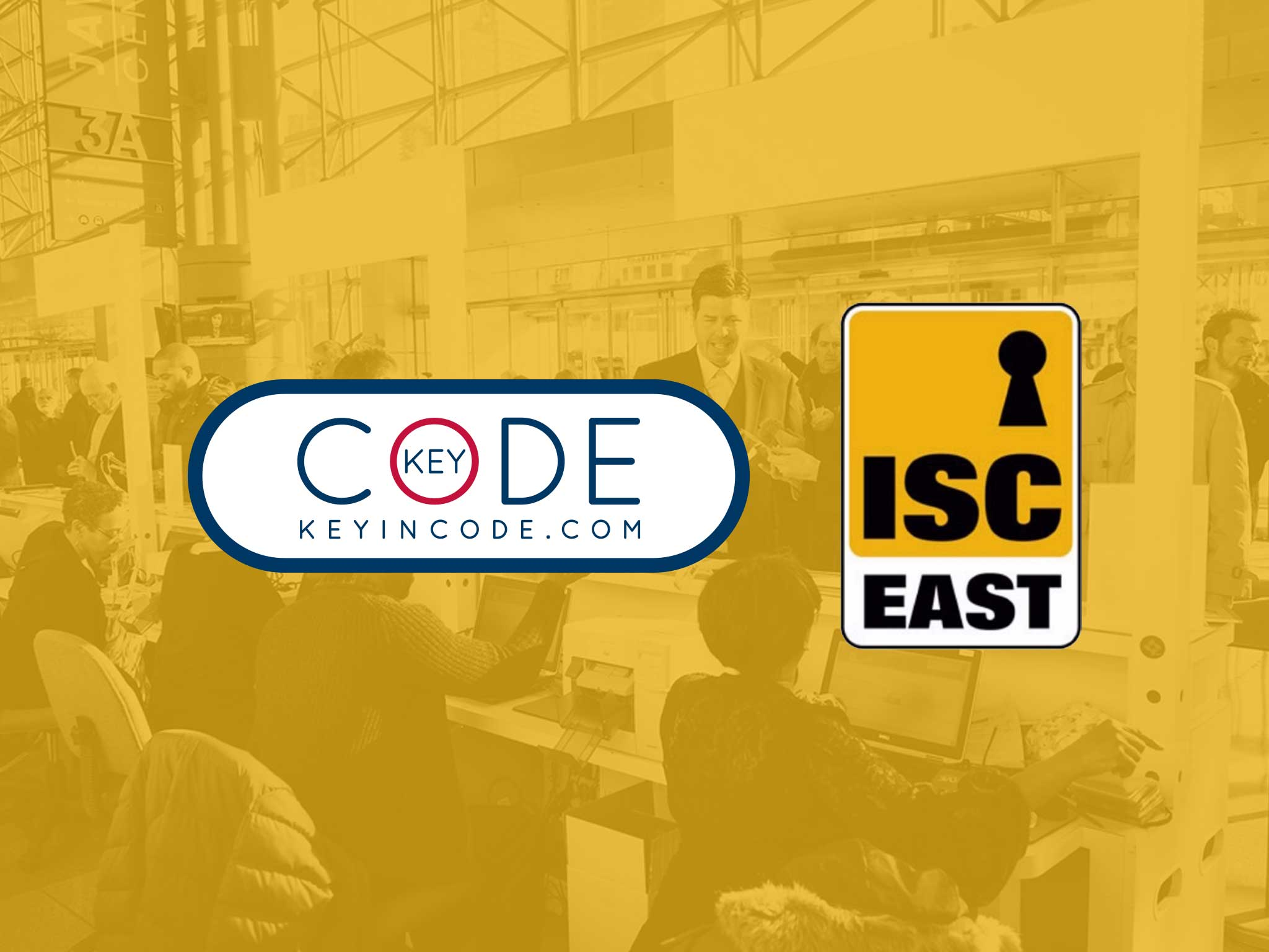 KEYINCODE ISC East Exhibition